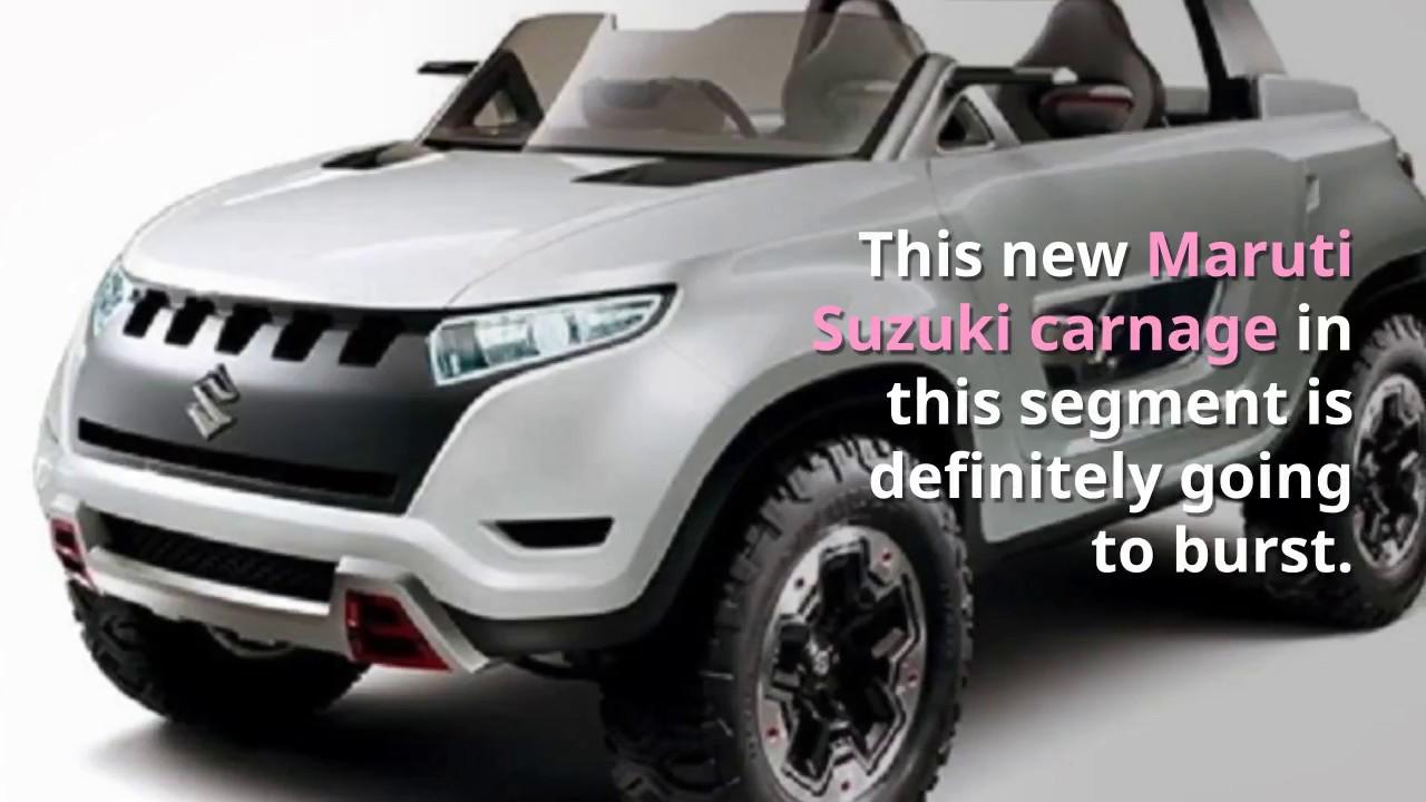 Maruti Suzuki Gypsy 2018 Price Specification Launch Date All The