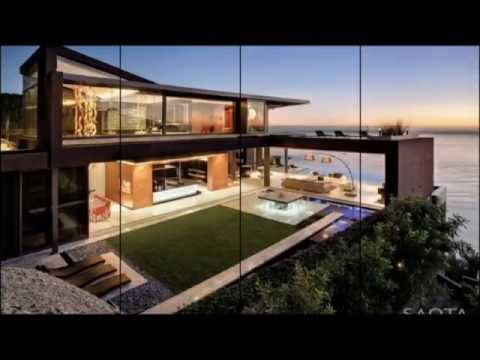 TOP MODERN HOUSE DESIGNS EVER BUILT! - YouTube