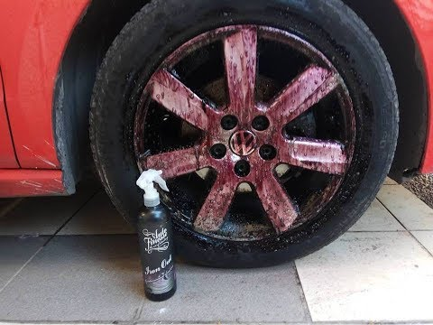 Wheel Cleaner - Auto Finesse Iron Out Review