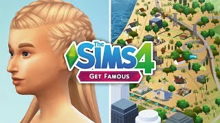 ACTING CAREER & CREATE-A-SIM LIVESTREAM! ⭐️📸 // THE SIMS 4 GET FAMOUS