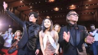 伊藤英明『悪の教典』、ローマ映画祭のオープニング上映で4分半の拍手喝...