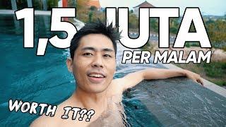 Download Video REVIEW HOTEL 1,5 JUTA PER MALAM DI UNGASAN BALI, WORTH IT?! MP3 3GP MP4