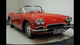 Chevrolet Corvette C1 1962-VIDEO- www.ERclassics.com