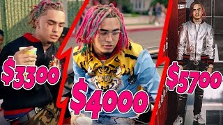600 000 РУБЛЕЙ НА ЛУК. LIL PUMP – GUCCI GANG. / LIShop