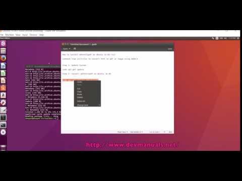 How To Install Wkhtmltopdf On Ubuntu 16.04 Lts?