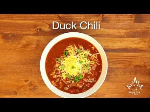 Duck Chili