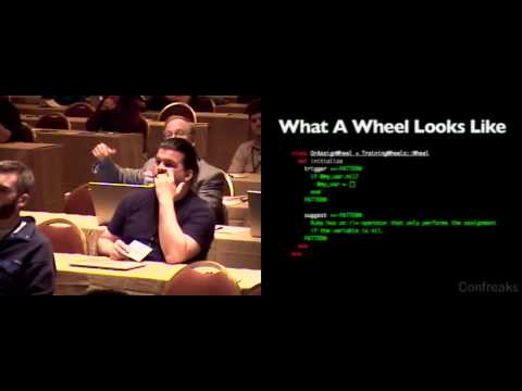 Ruby Conference 2008 - Better Hacking With Training Wheels