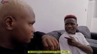 You Guys Have Started This Thing Again (Oluwadollarz Room Of Comedy)