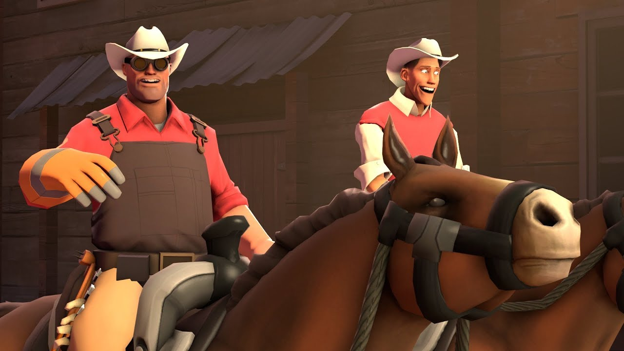 Download Horses in The Back [SFM]