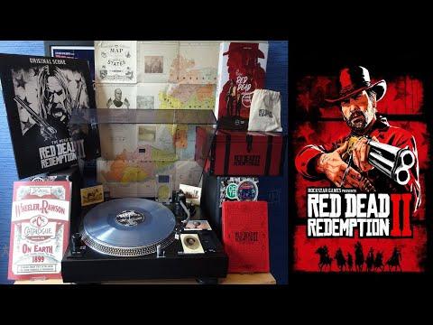 The Music Of Red Dead Redemption II Original Score (2018) [Full Vinyl] Lakeshore Records