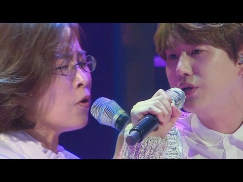 Kyuhyun, had a dream stage with his idol Lee Sun Hee 'Fate' 《Fantastic Duo》판타스틱 듀오 EP02