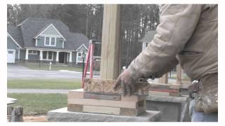 Barone & Sons - Creating Craftsman Columns