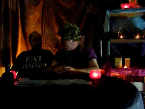 I can read your Fortune. PROMO. Jon Fat Beast as M...