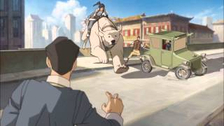 Korra UoST 09: Republic City Baccano!