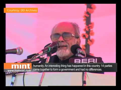 I.K. Gujral   Replaced Gowda for one of the shortest terms as PM