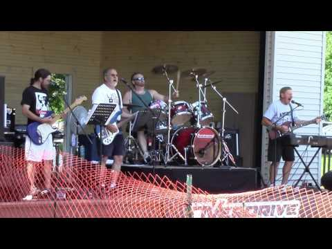 Overdrive in Rouses Point  7-3-16