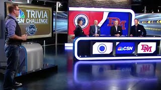 The Sports Junkies Trivia Challenge