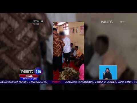 Korban Persekusi di Banten Menikah, Pernikahan Hanya Dihadiri Keluarga - NET16