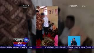 Korban Persekusi di Banten Menikah Pernikahan Hanya Dihadiri Keluarga NET16