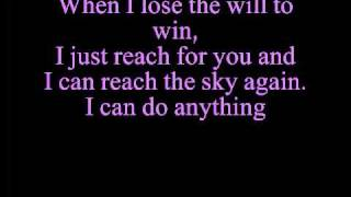 I Turn to You lyrics - Christina Aguilera