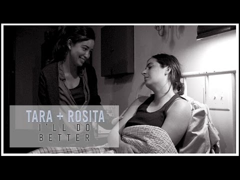 ■ tara + rosita » i'll do better [+6x01]