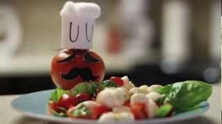 Easy Caprese Salad!