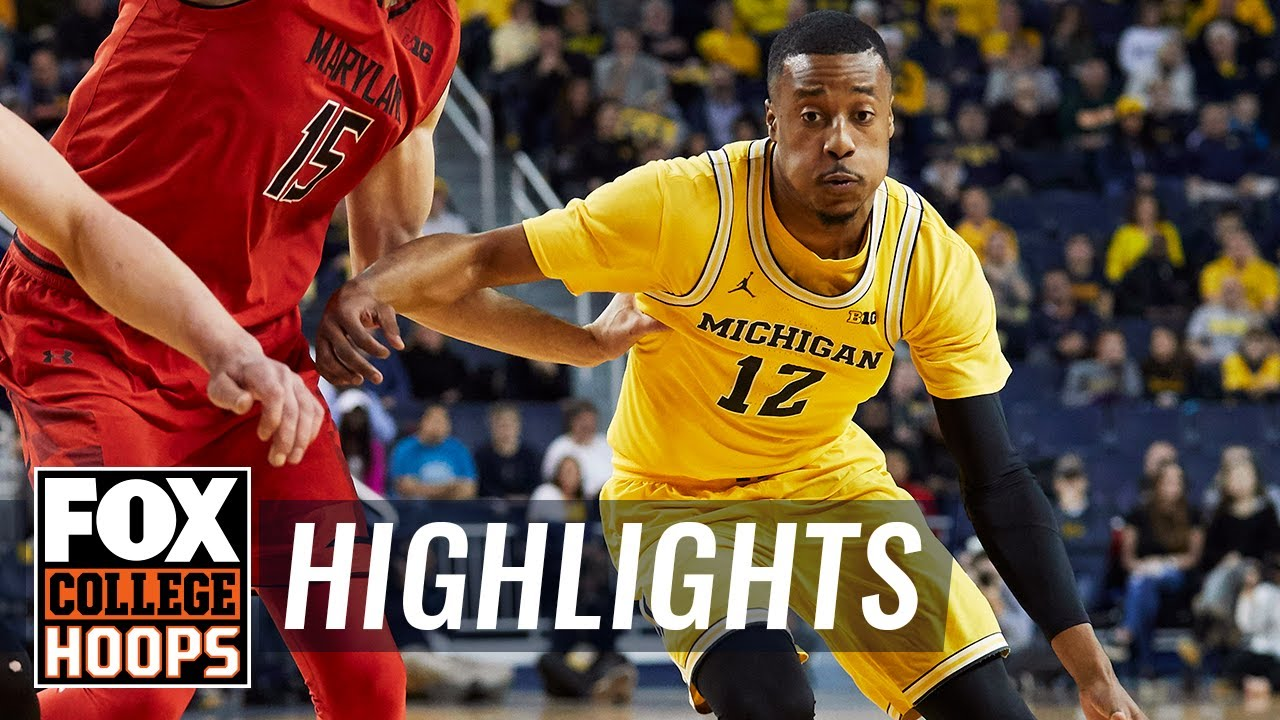 michigan-vs-maryland-highlights-fox-college-hoops