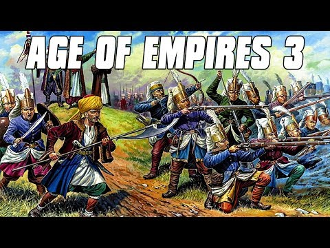 Age Of Empires 3 - Cold Steel of the Ottomans