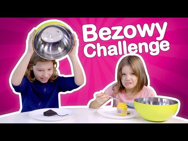 Beza vs prawdziew jedzenie - Challenge, Siostra Kontra Siostra