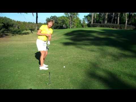 Innisbrook – Dawn Mercer Irons Golf Tip