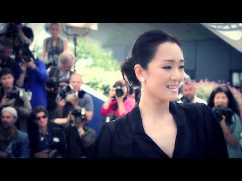 Gong Li in Piaget jewelry at Screening of 'Coming Home'