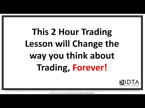 Learn to Trade the right way with this 2 Hour Learn to Trade Lesson with Lachlan Elsworth