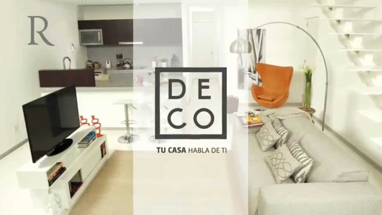 Deco grandes ideas para peque os espacios youtube for Decoracion de living pequenos