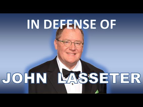 In Defense of John Lasseter