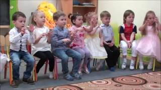 """Английский язык для детей 3-5 лет. Открытый урок. Детский центр """"Непоседа"""""""