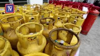 KPDNHEP rampas 6,100 tong LPG