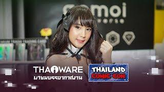 พาส่องสาวๆ ในงาน BANGKOK COMIC CON X THAILAND COMIC CON 2018