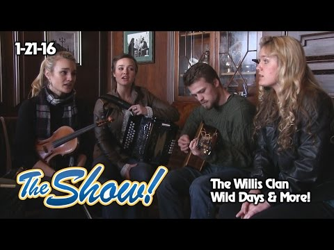 Attractions - The Show - The Willis Clan; Wild Days at SeaWorld; latest news - Jan. 21, 2016