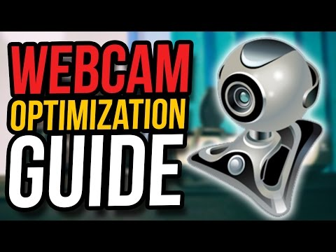 How to get the MOST out of your Logitech Webcams // Webcam Settings Guide & Tutorial