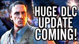 HUGE ZOMBIES DLC UPDATE TEASED: DLC 1 SOON, FACTIONS & NEW CALLING EVENT! (Black Ops 4 Zombies)
