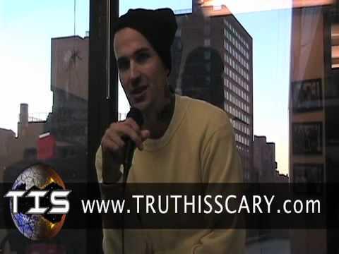 Yelawolf talks Illuminati, origin of man, ghosts, aliens, 911, Obama w/ TRUTHISSCARY.com