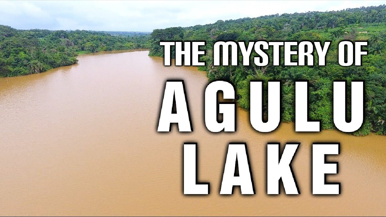 Download The mystery behind Agulu lake.