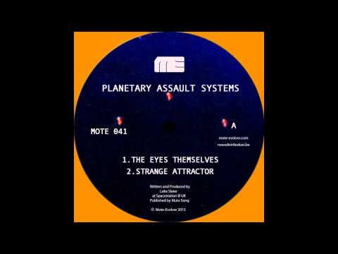 Planetary Assault Systems – The Eyes Themselves