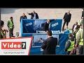 """بالفيديو .. """"مصر للطيران للشحن الجوى"""" تنقل فتاة تزن 500 كليو للعلاج بالهند"""