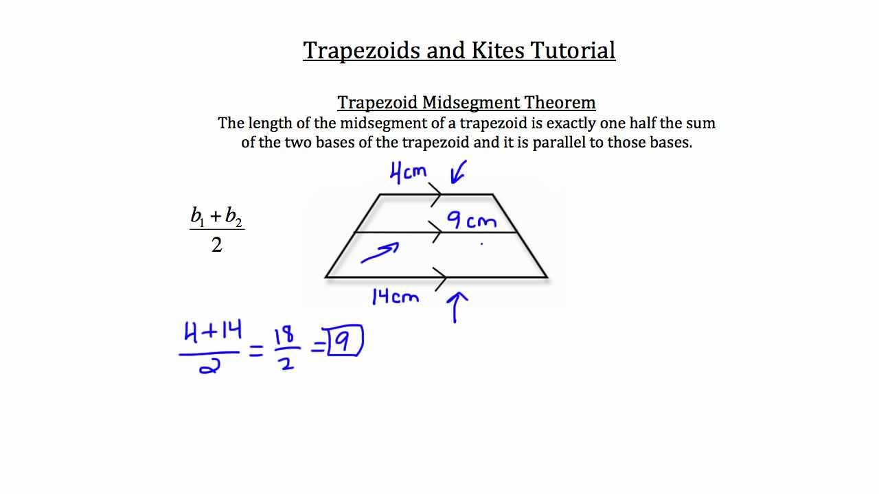 Trapezoids and kites textbook tactics youtube trapezoids and kites textbook tactics ccuart Choice Image