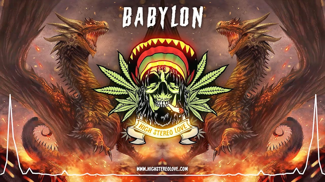 BABYLON 🔥 (Roots Reggae / Cali Roots Reggae / Lyric Video)