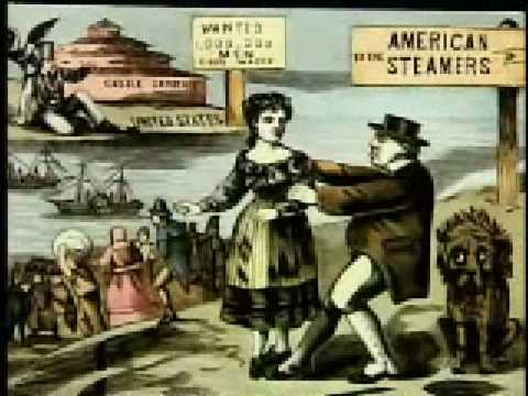discovery uncovering the real gangs of new york part of  discovery uncovering the real gangs of new york part 1 of 4