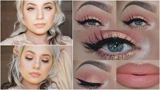 Just Peachy! Makeup Tutorial