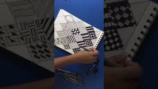 Zentangle Dog Patterns — Paulinelibutti