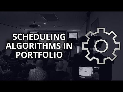 The Complex Scheduling Algorithms Involved in Portfolio for JIRA 2.0 (Tutorial Part 9/10)